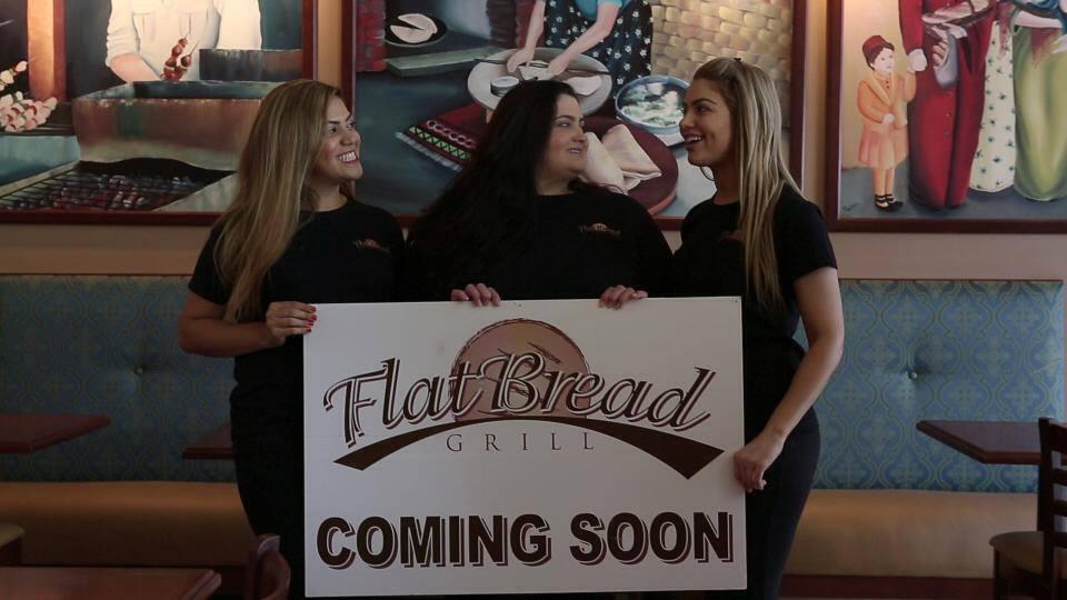 Esendemir Sisters Flatbread Grill