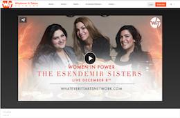 Esendemir Sisters Whatever It Takes Network