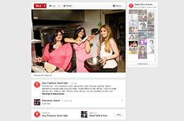Featured Pin: Amy Pohler's Smart GirlsAmy Pohler's Smart Girls @ Pinterest