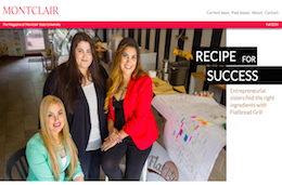 Montclair State University Aluni Magazine