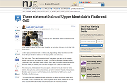 Three sisters at helm of Upper Montclair's Flatbread GrillThe Star-Ledger